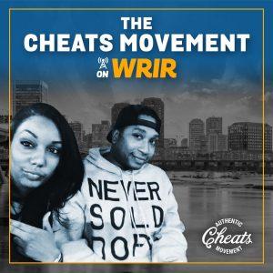 The Cheats Movement on WRIR / Sydney Like Australia