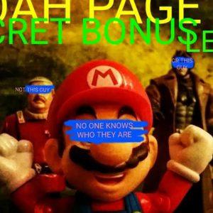 Secret Bonus Level