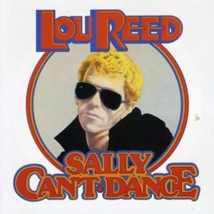 Sally Can't Dance Album Cover