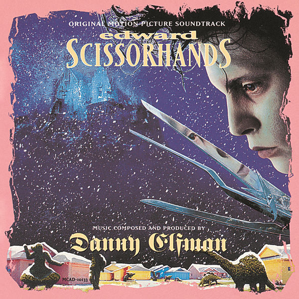 DANNY ELFMAN!!! EDWARD SCISSORHANDS AND THE NIGHTMARE