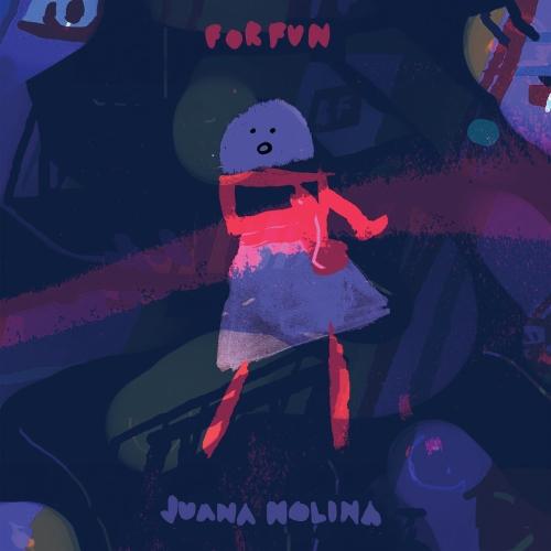 cover of Juana Molina's Forfun EP