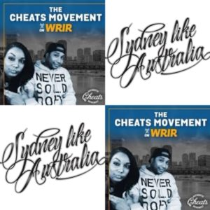 The Cheats Movement (1, 3)/Sydney Like Australia (2, 4)