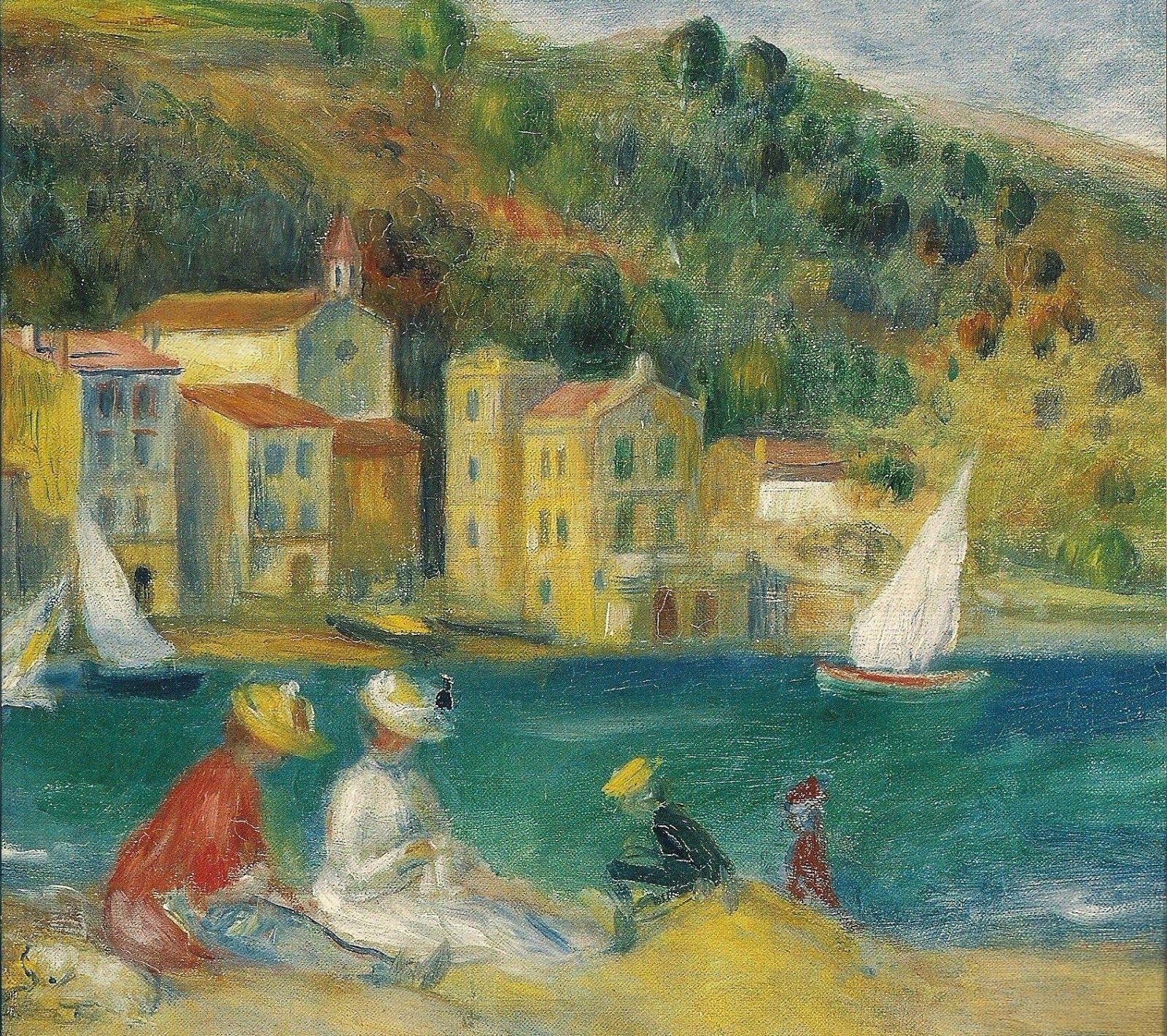 Renoir beach