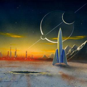 The Lunar Orbit