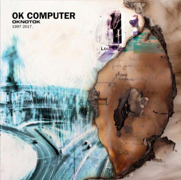 Cover of Radiohead's Ok Computer: OKNOTOK reissue
