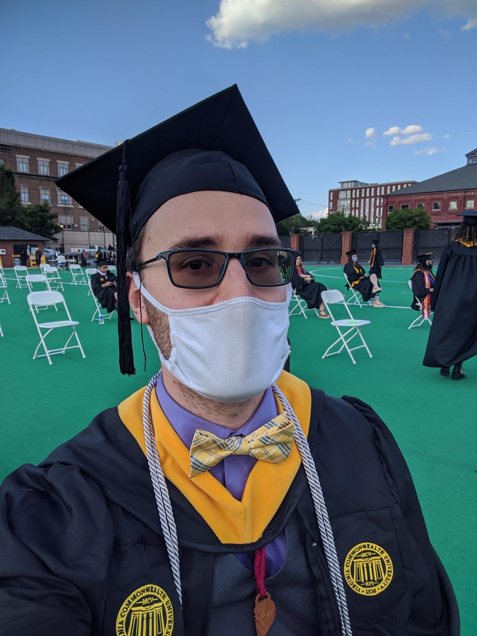Zachary Klosko Graduate