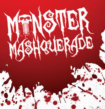 WRIR's 2012 Monster Mashquerade